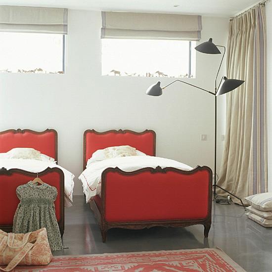Contemporary children's bedroom | Image | Housetohome.co.uk