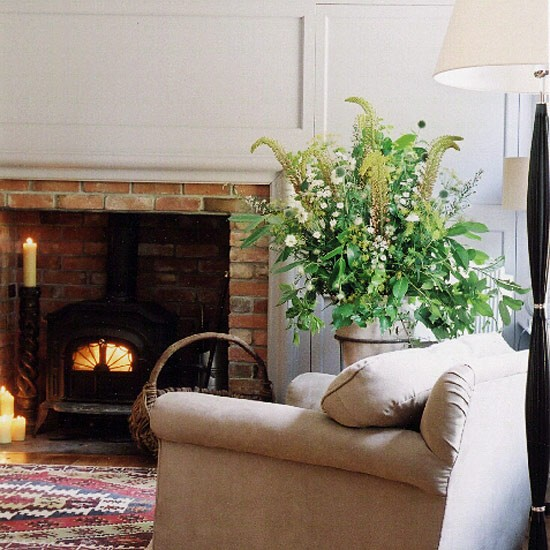Country living room | Living room design | Decorating ideas | Image | Housetohome