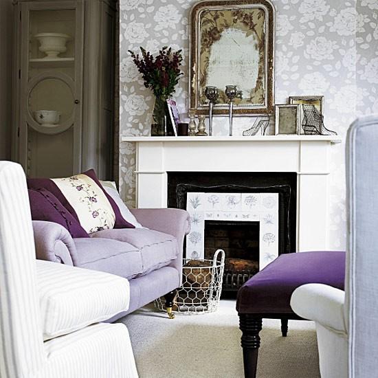 Traditional living room | Living room design | Decorating ideas | Image | Housetohome