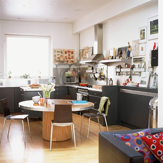 Family Kitchen Design Ideas For Cooking And Entertaining: Family Kitchen/diner