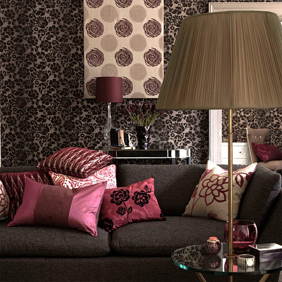 Flock living room   Living room furniture   Decorating ideas   Image   Housetohome