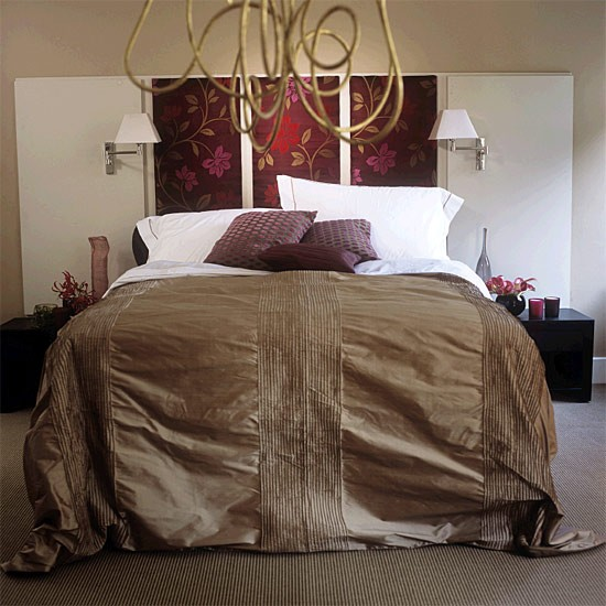 Contemporary bedroom | Bedroom design | Decorating ideas | Image | Housetohome