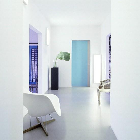 Contemporary Hallway | Hallway design | Decorating ideas | Image | Housetohome