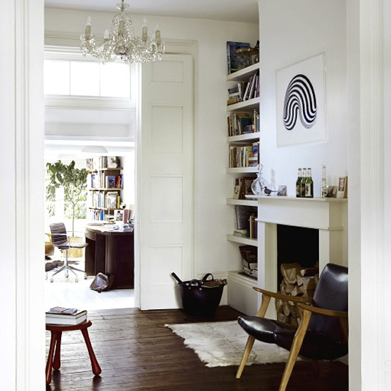 Vintage living room | Image | Housetohome.co.uk