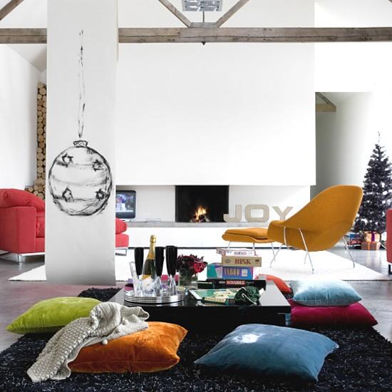 Stylish living room | Decorating ideas | Image | Housetohome.co.uk