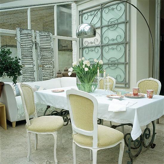 Conservatory diner | Conservatory ideas | Image | Housetohome