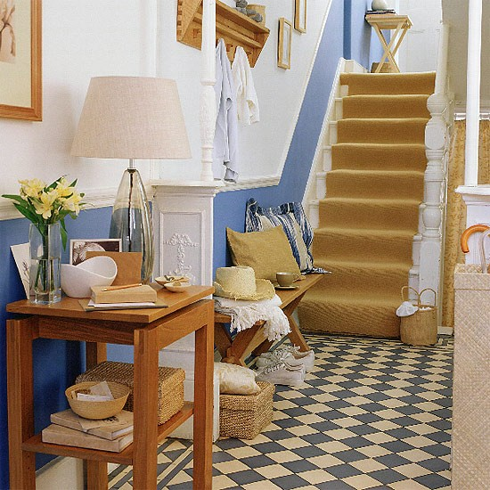 Classic hallway | Hallway design | Decorating ideas | Image | Housetohome