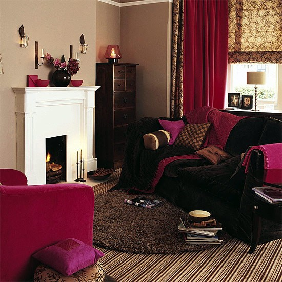 Cosy living room | Decorating ideas | Image | Housetohome.co.uk