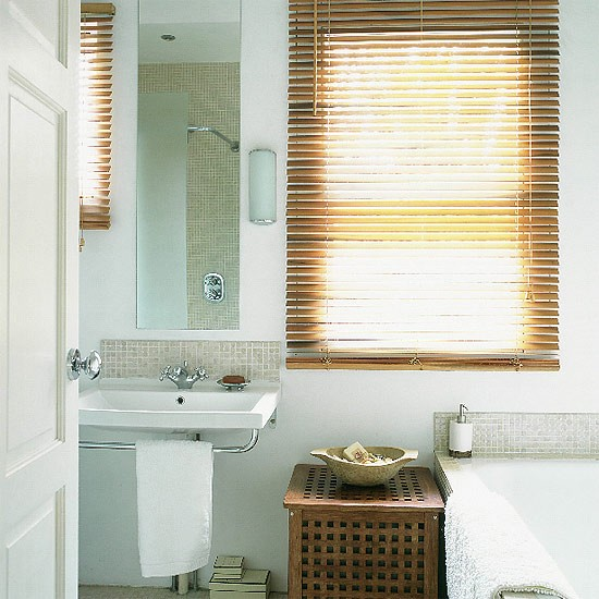 Renovated bathroom | Bathroom idea | Blinds | Image | Housetohome.co.uk