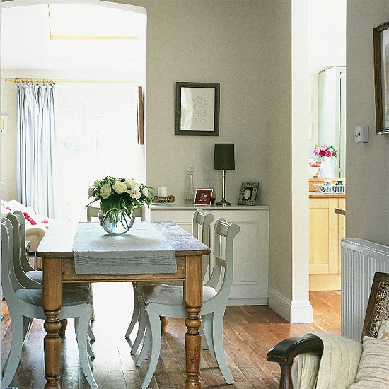 Traditional dining room | Dining room furniture | Decorating ideas | Image | Housetohome.co.uk
