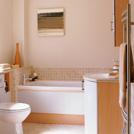 Simple bathroom | Bathroom vanities | Decorating ideas | Image | Housetohome.co.uk