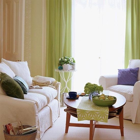 Fresh living room | Living room furniture | Decorating ideas | Image | Housetohome