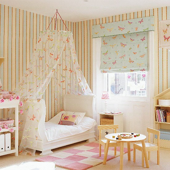 Child's play bedroom | Neutral tones | Image | Housetohome.co.uk