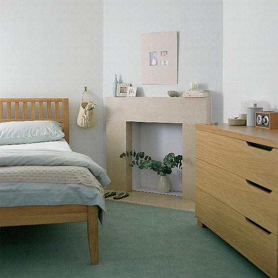 Calm Green Bedroom Bedroom Furniture Decorating Ideas