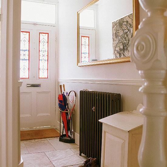 victorian hallway classic furniture antique design