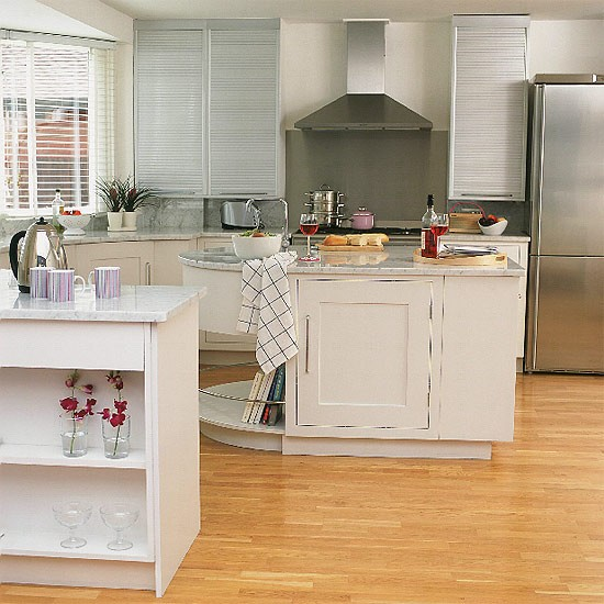 Space-saving kitchen | Kitchen Ideas | Housetohome.co.uk