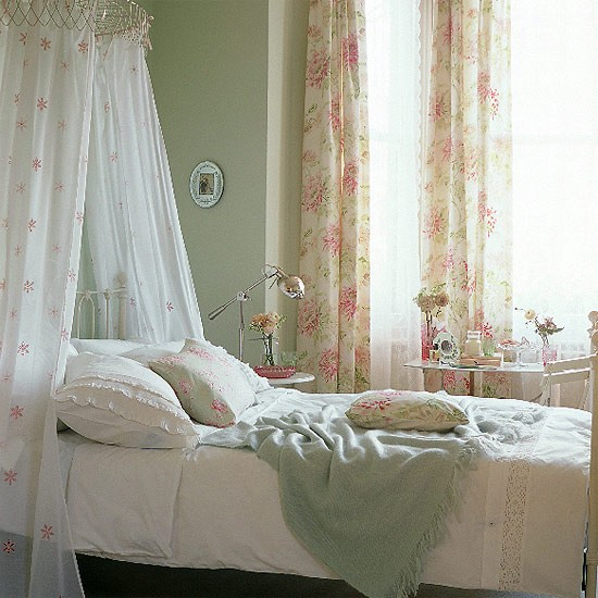 Pretty bedroom | Bedroom furniture | Decorating ideas | Image | Housetohome