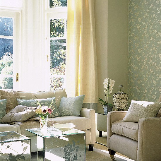 Summer Living Room Decorating Ideas