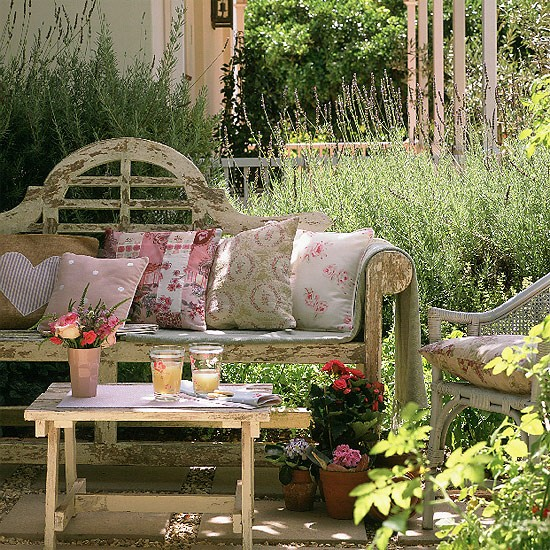 Secret Garden Style | Outdoor furniture | Garden design | Image | Housetohome.co.uk