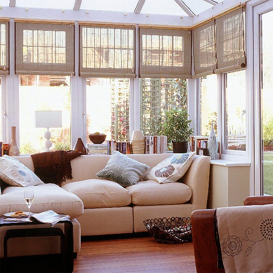 Relaxed conservatory | Lounge furniture | Decorating ideas | Image | Housetohome