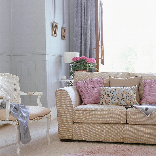 Luxury living room | Living room furniture | Decorating ideas | Image | Housetohome