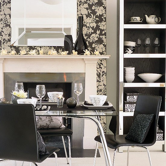 Sophisticated dining room | Dining room furniture | Decorating ideas | Image | Housetohome