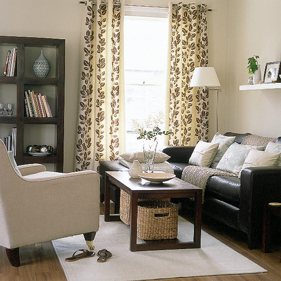 Living Room Decor Ideas With Brown Furniture . Part 27