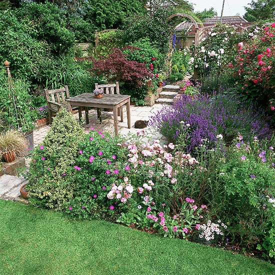 Traditional summer planting | housetohome.