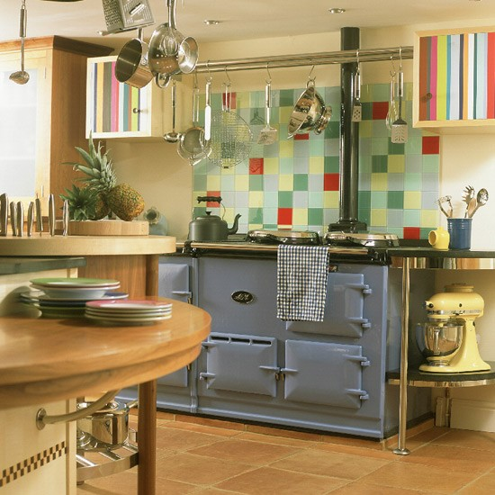 Country Kitchen Decorating Ideas: Modern Country Kitchen