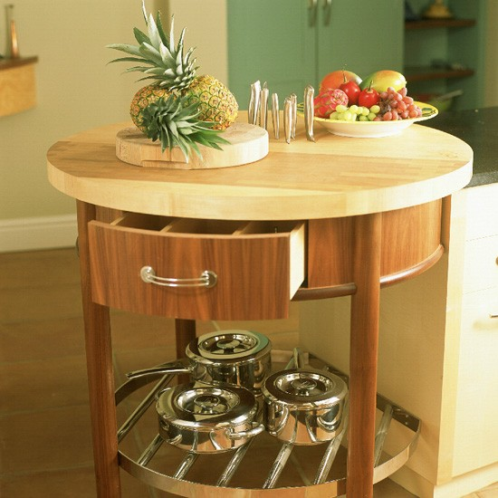 Modern country kitchen | Kitchen furniture | Country-style design | Image | Housetohome