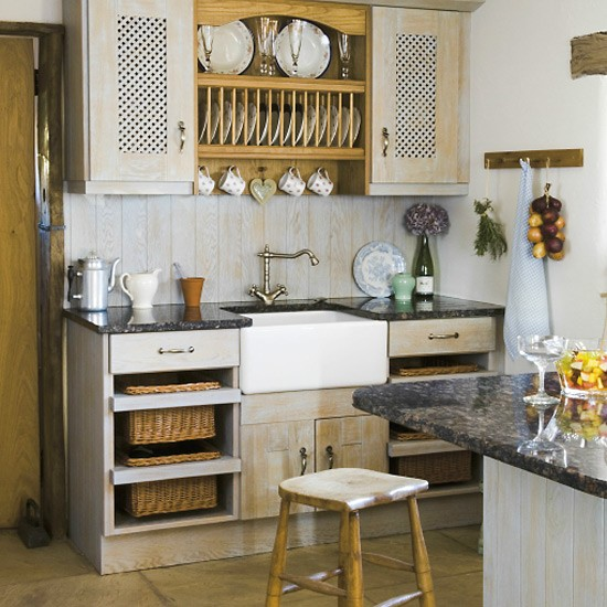 Farmhouse kitchen Kitchen design Decorating ideas