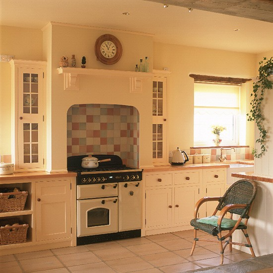 shaker style country kitchen kitchen design