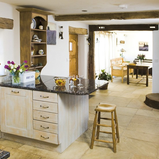 Farmhouse kitchen kitchen design decorating ideas for Kitchen design ideas uk