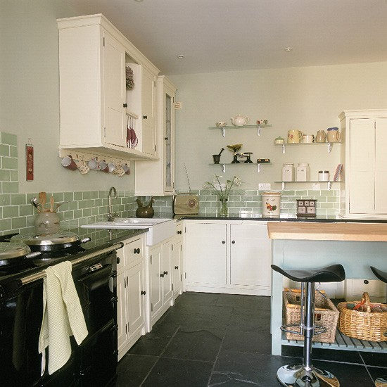 Retro Shaker-style kitchen | Kitchen design | Decorating ideas | Image | Housetohome
