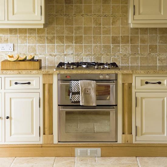 Traditional painted oak kitchen | Kitchen design | Decorating ideas | Image | Housetohome