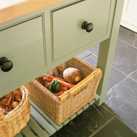 Space-saving kitchen storage | Kitchen design | Storage ideas | Image | Housetohome