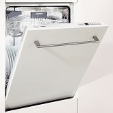 Determine the size and style of dishwasher