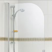 How to clean a shower door