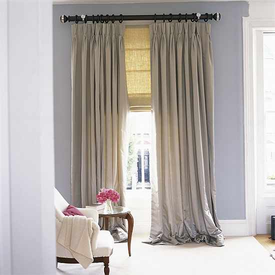 How to Make Curtains for Your Bathroom Window - Yahoo! Voices