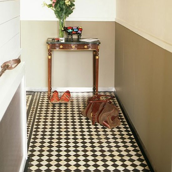How To Clean A Victorian Tiled Floor