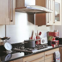 Kitchen work surfaces need daily cleaning