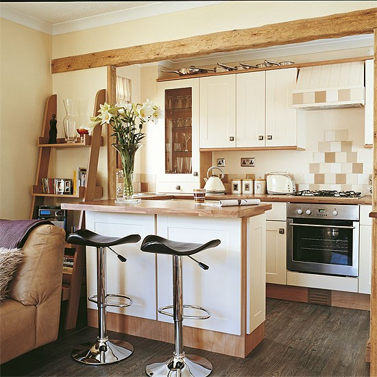 Open-plan kitchen and living area | Housetohome.co.uk