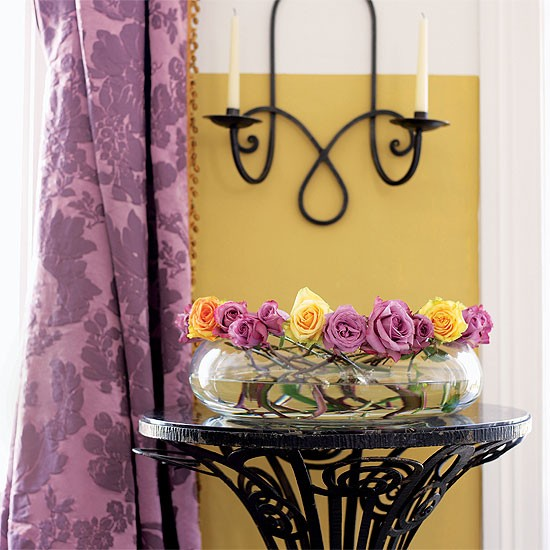 Gothic-chic living room | Living room accessories | Decorating ideas | Image | Housetohome