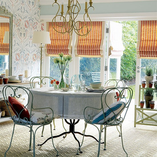French Style Garden Dining Room Dining Room Furniture Decorating Ideas