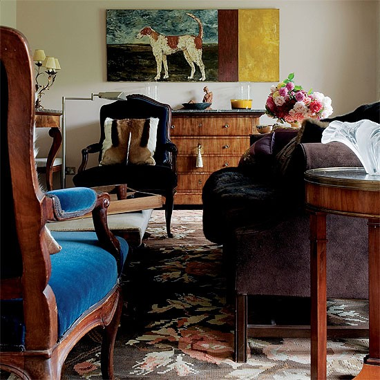 Country drawing/living room | Traditional decorating | Design ideas | Image | Housetohome