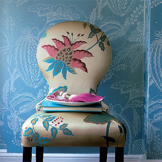 Hallway with classic chair | Modern traditional style | Design ideas | Image | Housetohome