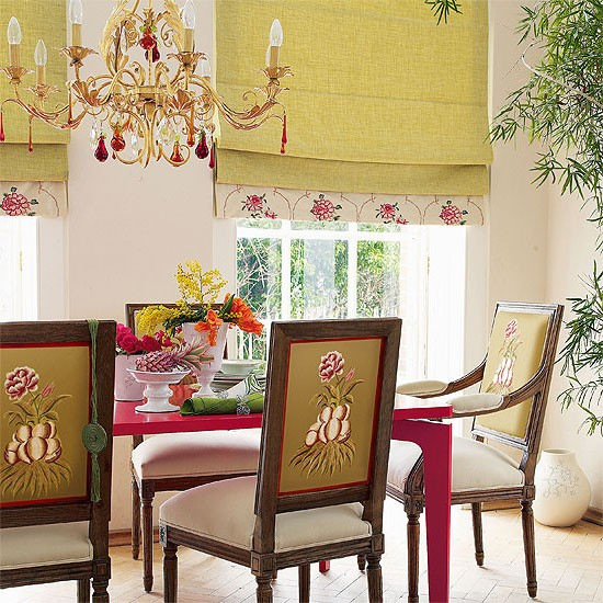 floral dining room dining room furniture decorating