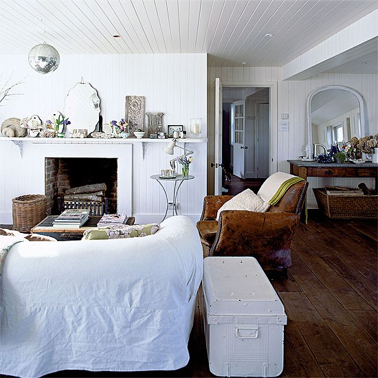 50  Inspired Farmhouse Living Room Decorating Ideas