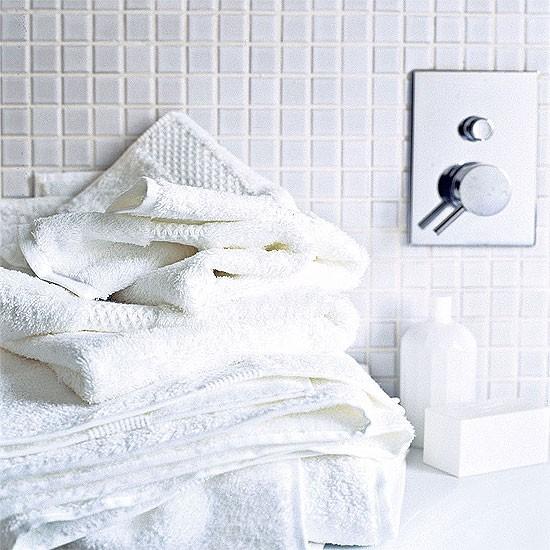 White bathroom detail | Bathroom vanities | Decorating ideas | Image | Housetohome