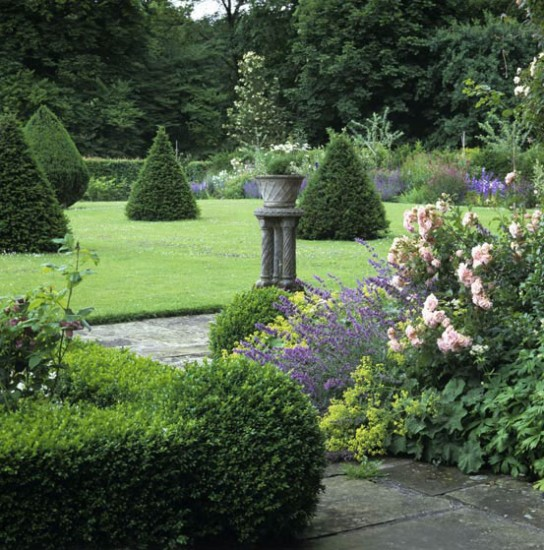 Formal garden | Garden design | Landscape | Image | Housetohome